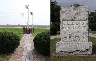 The Soldier's Monument